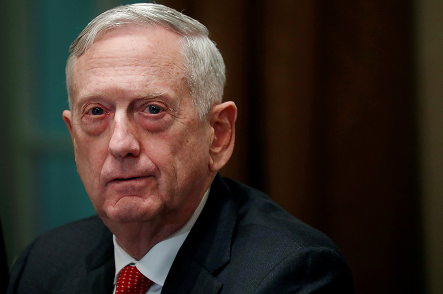 James Mattis: Leading by example