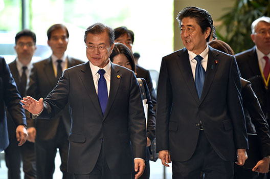 Prospects for US-South Korean-Japanese trilateral security cooperation