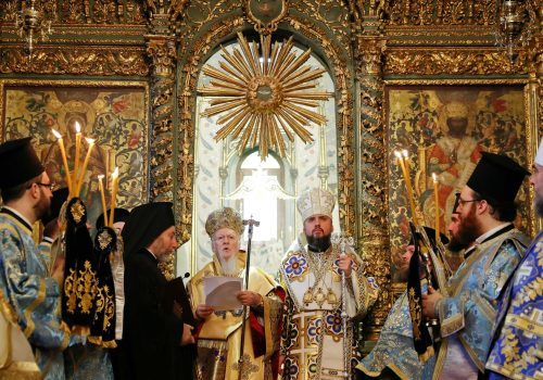 Russia set to escalate fight against Ukrainian Orthodox independence in 2020