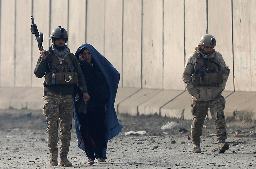 A step closer to peace in Afghanistan?