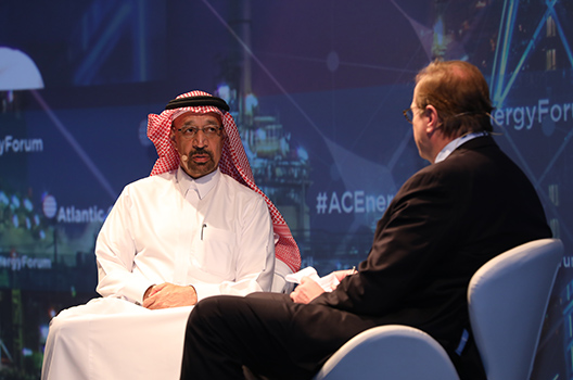 Energizing conversations on oil at the Atlantic Council's Global Energy Forum in Abu Dhabi