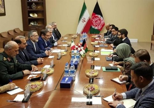 Iran's bottom line in Afghanistan