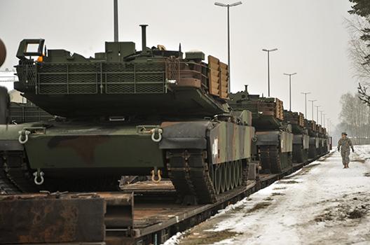 NATO's Achilles' heel: power grids