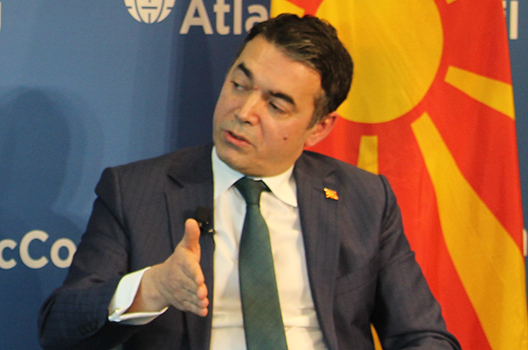 Name deal with Greece gives Macedonia a 'second chance'