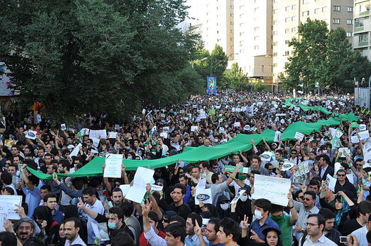 Protests are a permanent feature of Iran