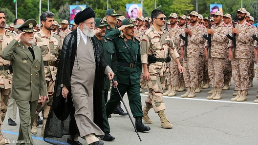 The Islamic Republic's foreign policy at forty