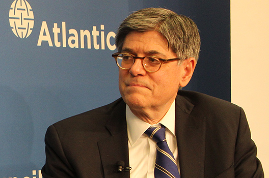 Buy-In from allies critical for effective sanctions, says former US Treasury Secretary Lew