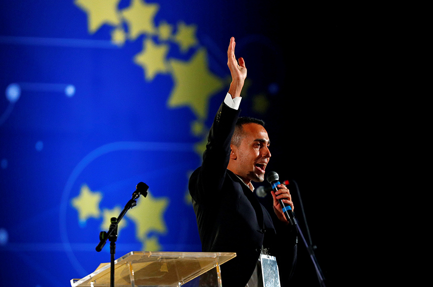 What's driving the spat between France and Italy?