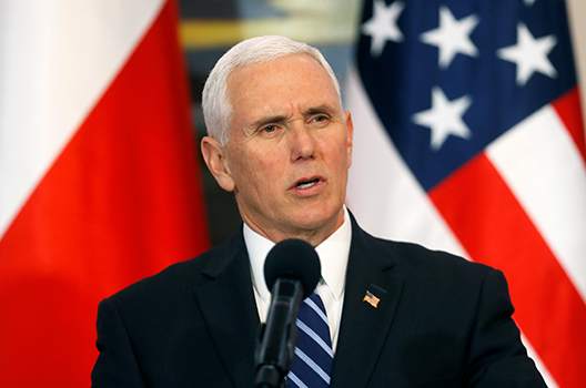 Mike Pence stands up For NATO, but is that enough?