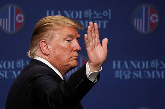 Hanoi summit: Two cheers for Donald Trump