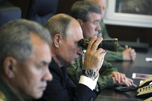 US withdrawal from nuclear arms control treaty could give Russia 'free rein'