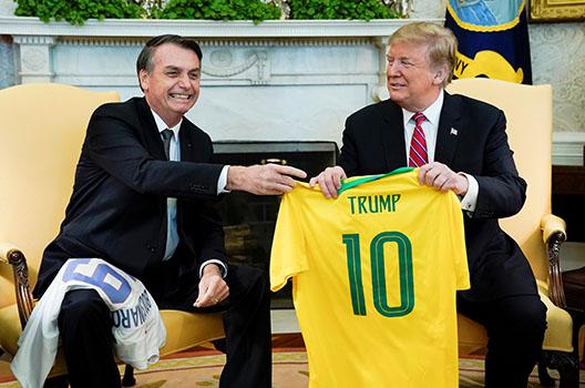Key takeaways from Brazilian president's visit to Washington