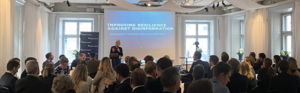 Seminar on fighting disinformation by democratic means