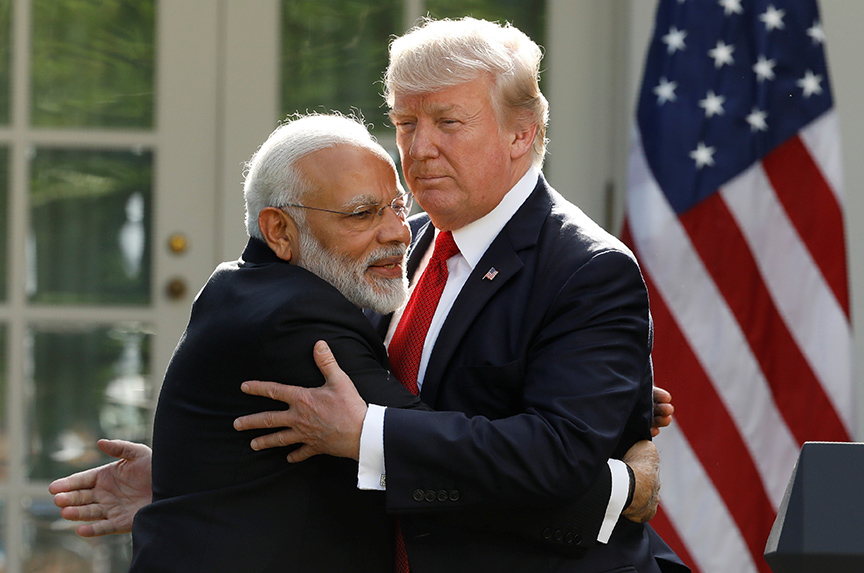 US-India trade relationship heads into choppy waters