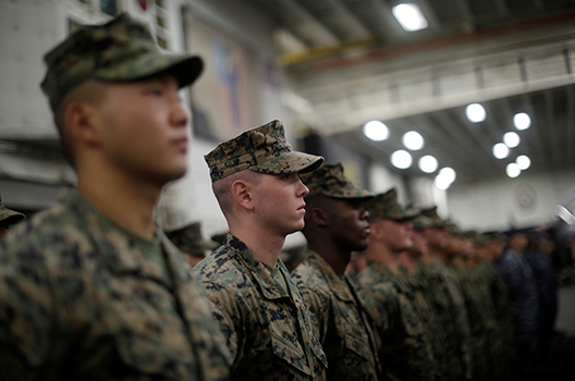 Why the US Marines were sent to northern Australia