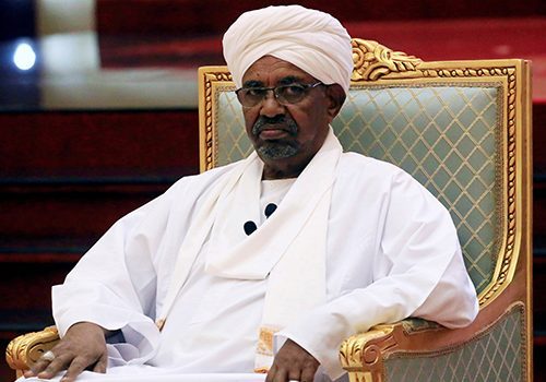 "Prime minister promises ""Sudan will never be the same again"""