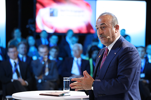 Turkish foreign minister says Ankara's plan to buy Russian missile defense system is a 'done deal'