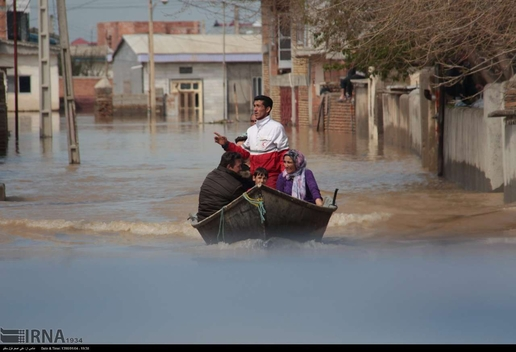 Trump policy, not sanctions, to blame for poor US response to Iran floods