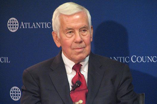 Remembering Sen. Richard Lugar: 'An American jewel'