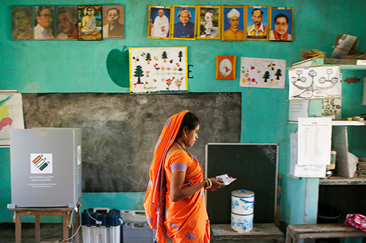 India votes: Your handy guide to elections in the world's largest democracy