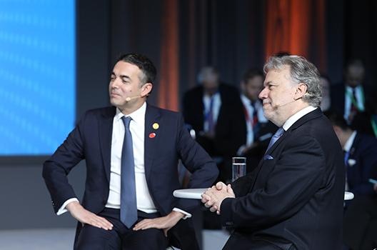 North Macedonia and Greece look forward to common NATO future