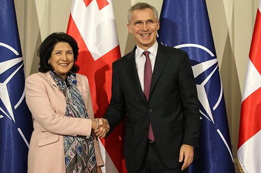 It's time to invite Georgia to join NATO