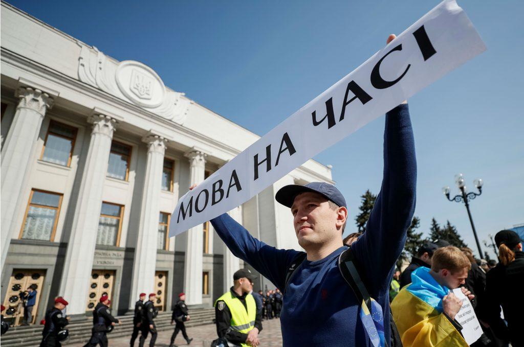 Ukraine's new language law rights historic wrongs