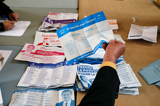 Europe's smaller parties win big in European Parliament elections