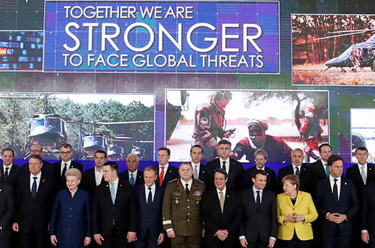 Sweden and European defense: Why words matter