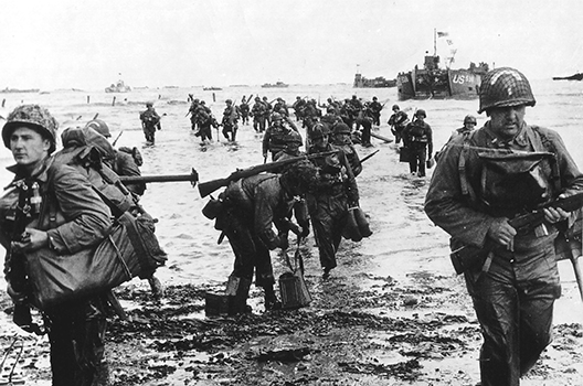 The 75th anniversary of D-Day: The lessons we must draw from Normandy