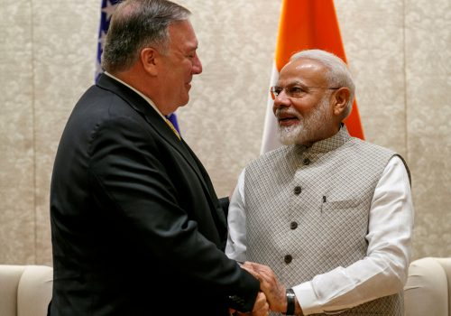 """US-India relationship is """"moving from the era of ambitions to the era of achievements"""""""