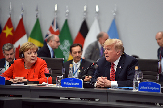 Special G20 edition: Historic test for a world adrift