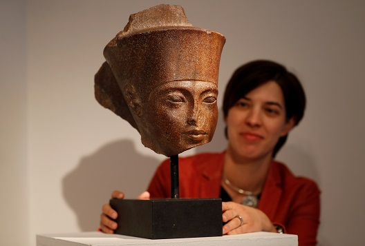 The Christie's Affair: The looting and sale of indigenous Egyptian artifacts