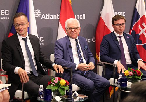 Poland, America, and a new West