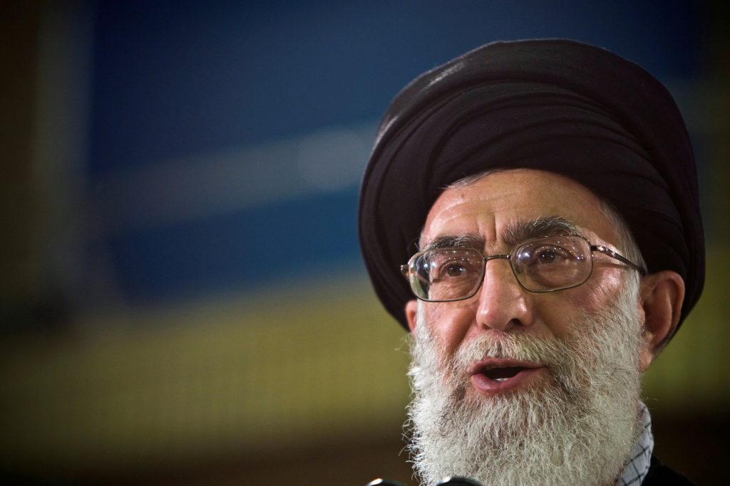 Trump's Iran moment
