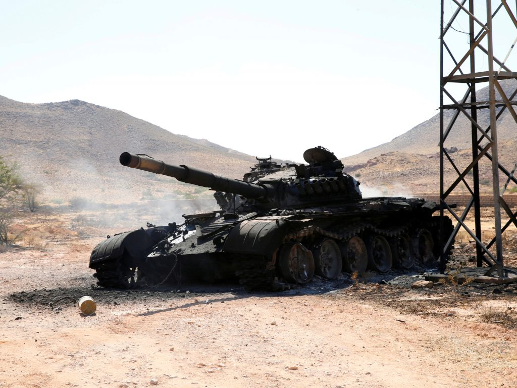 Latest Libyan shock should come as no surprise