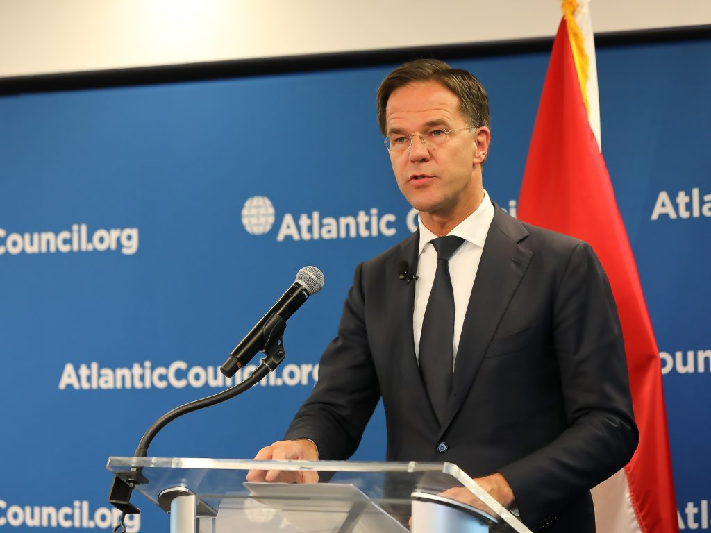 Dutch prime minister: Europe should embrace Trump's multilateral criticisms as opportunity for reform
