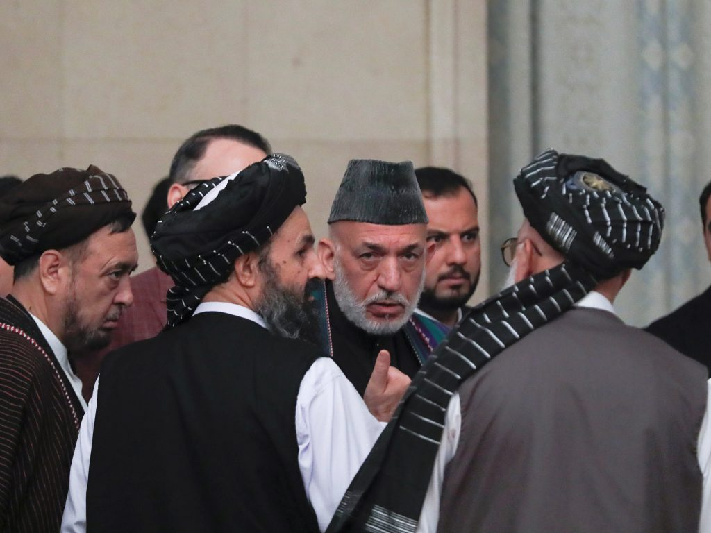 Is there art in the Afghan deal?