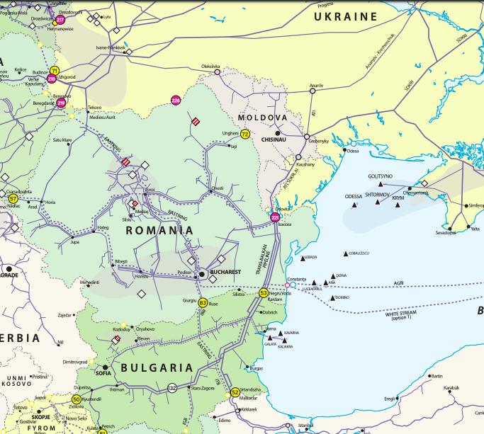 Rare opportunity opens for US LNG to reach Greece-Turkey-Ukraine gas corridor