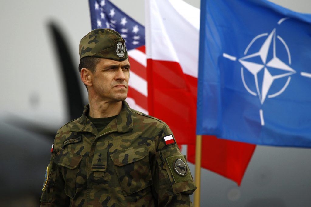NATO members are picking up the burden