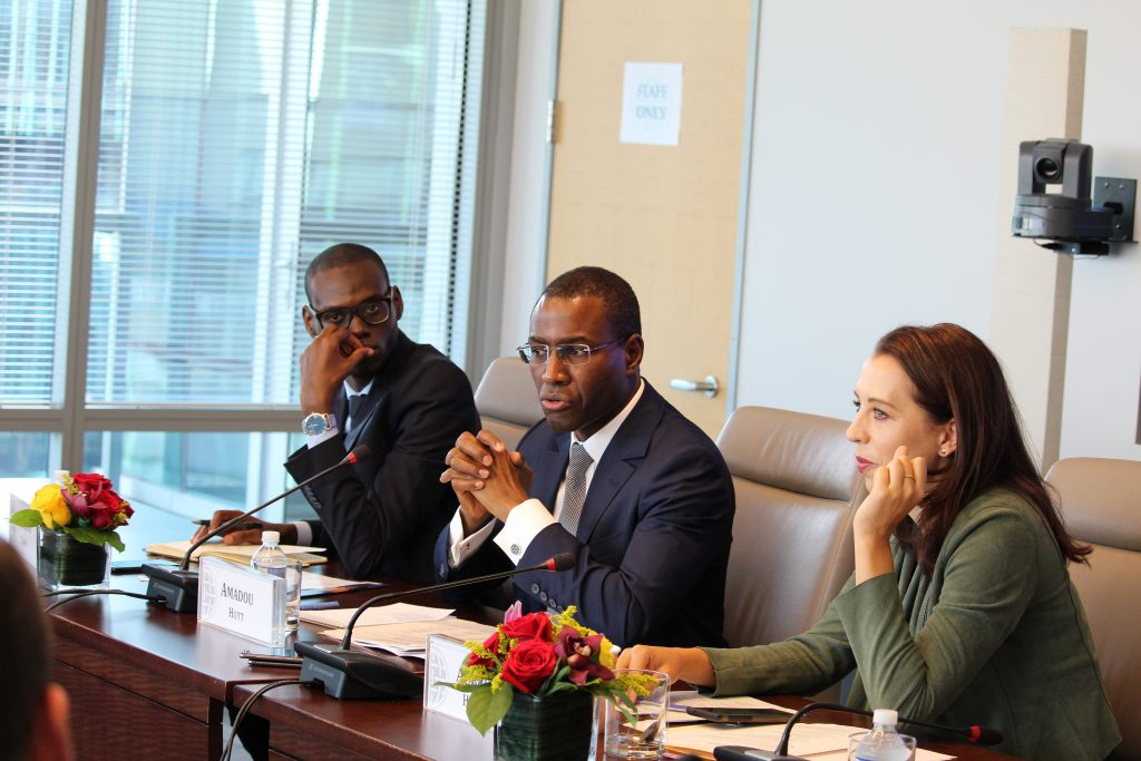 Senegal's economy minister outlines strategy for private sector-led growth