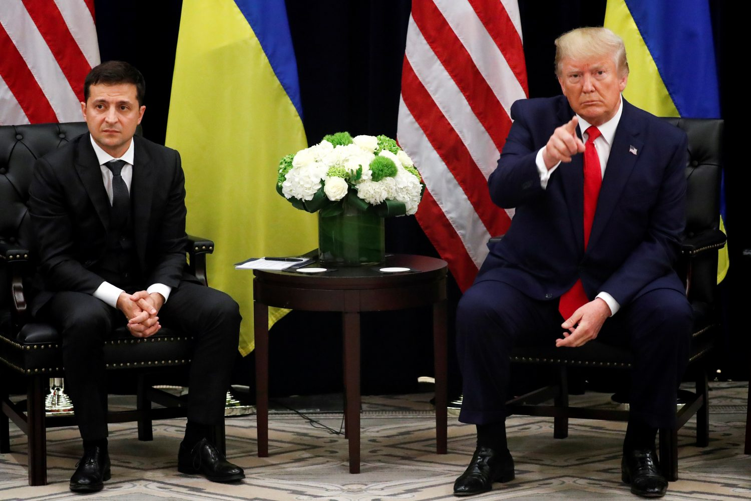 It's counterintuitive but Trump impeachment inquiry may help Ukraine
