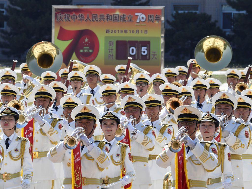 China at 70: Xi's bold bet