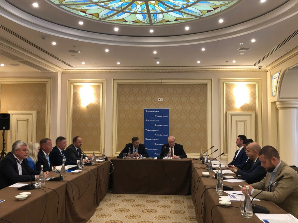 Key principles for economic policy and judiciary in Ukraine