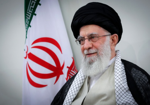 Hello, world? Tehran has a few things to say