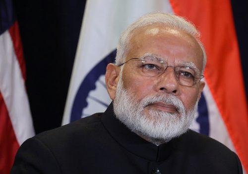 Modi energy trip