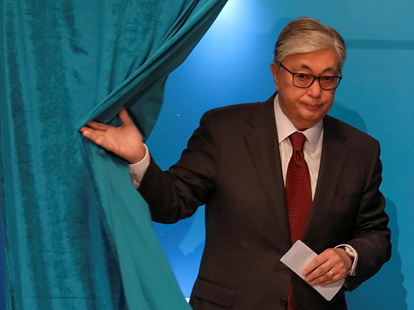 First glimpses of Tokayev's Kazakhstan: The listening state?