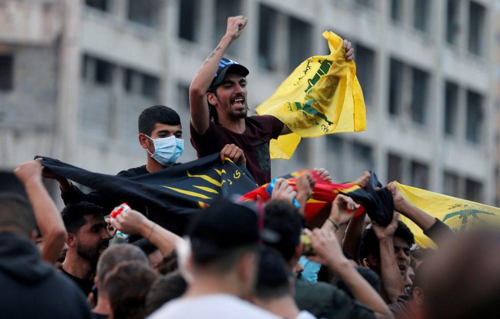 Lebanon's uprising doesn't threaten Hezbollah's survival