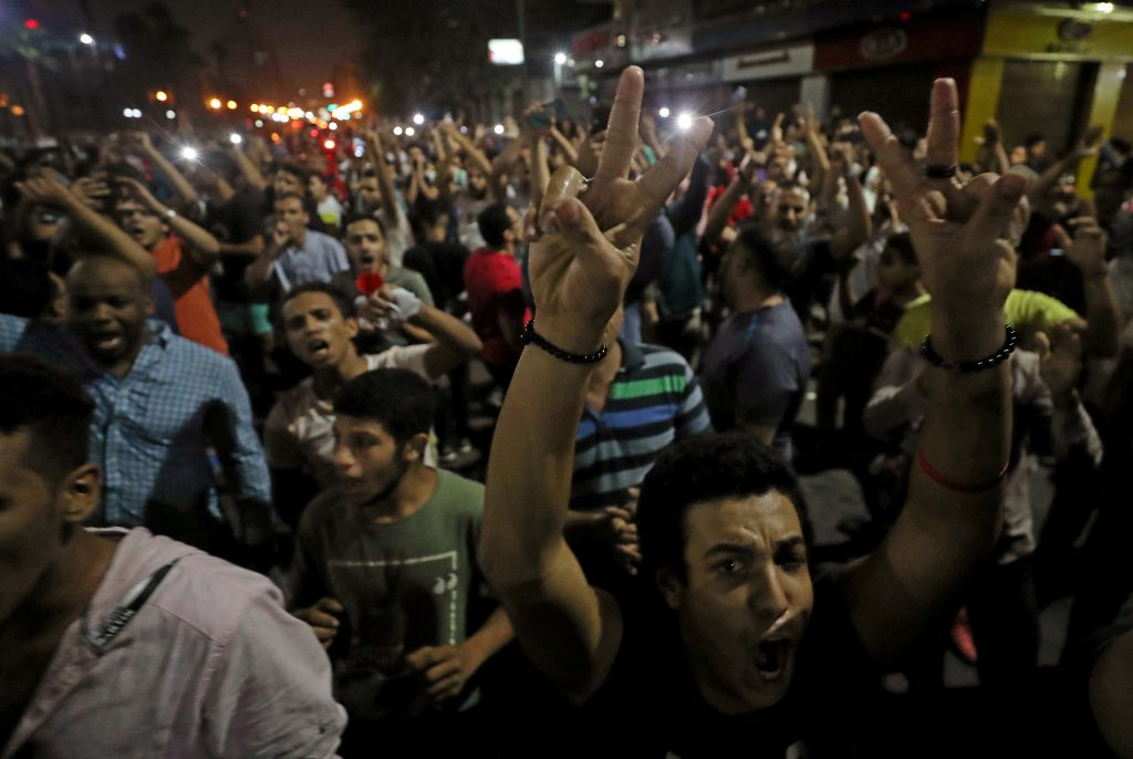 Egypt's latest protests are an alarm bell for Sisi