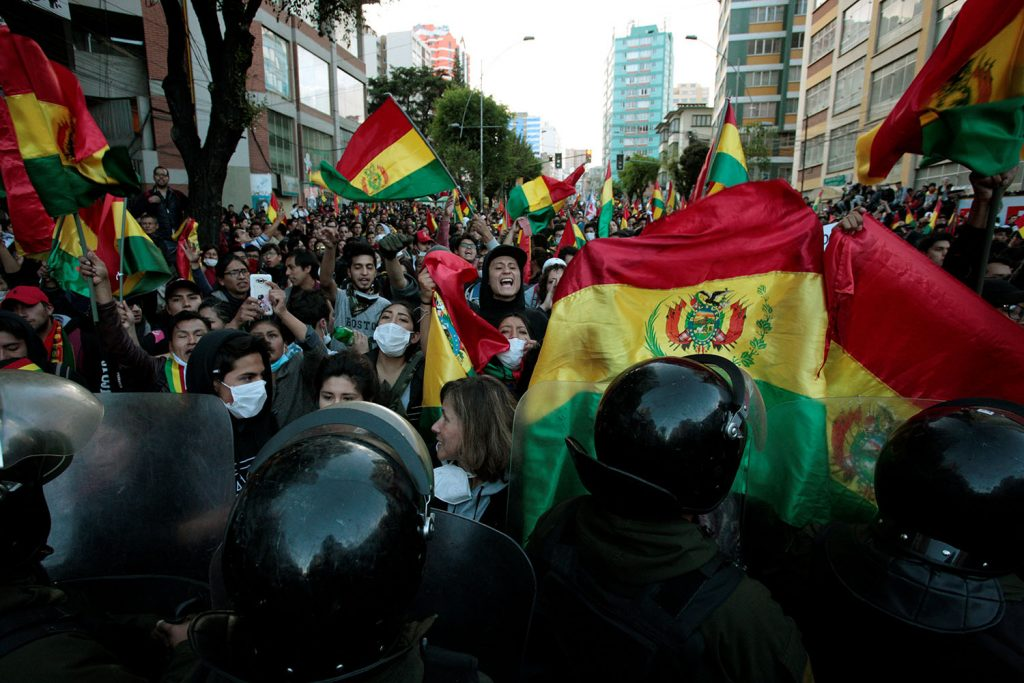 The 10 percent margin: Understanding Bolivia's contested presidential election